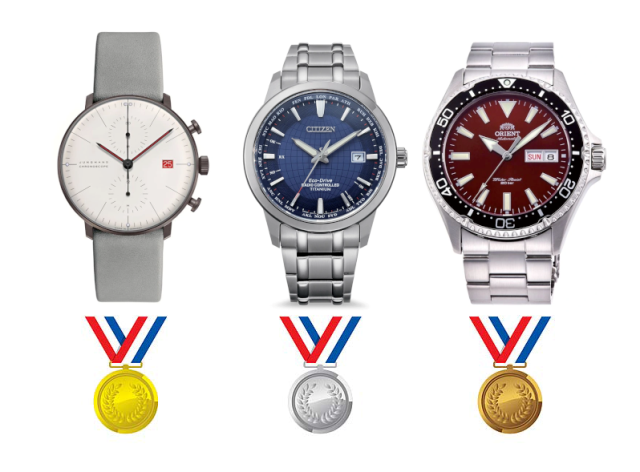 Ušetřete svůj čas, vyberte si nejprodávanější hodinky roku 2020